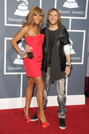 David Guetta en los Grammy 2011