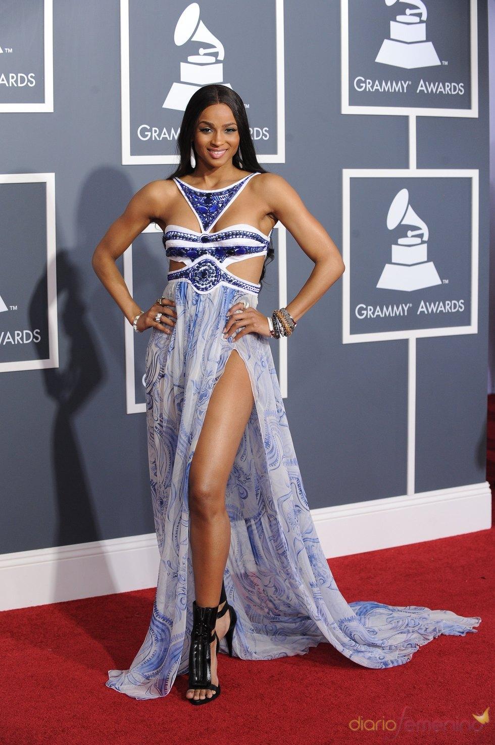 Ciara en los Grammy 2011