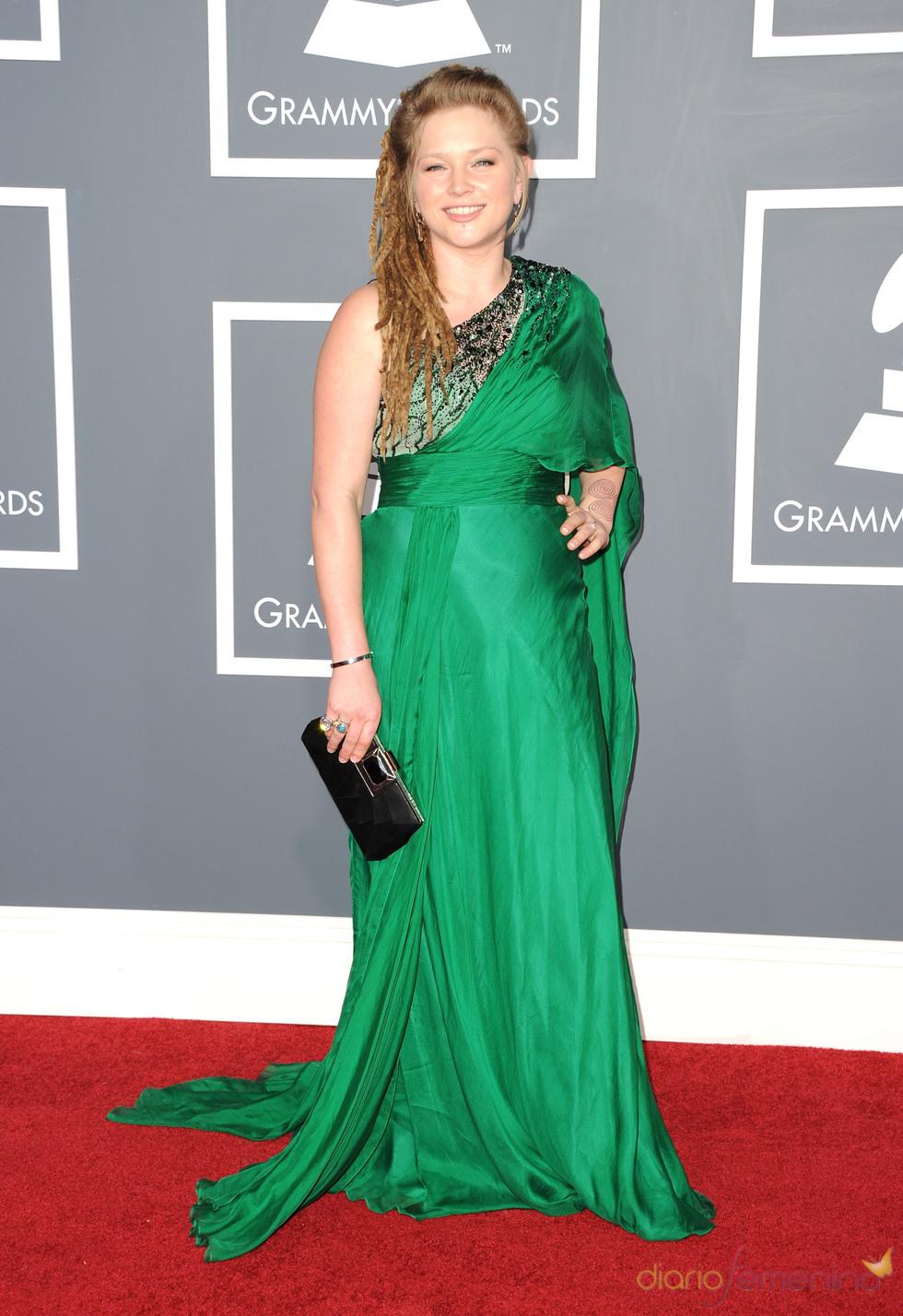 Crystal Bowersox en los Grammy 2011