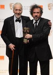 Mención especial de la Academia en los Bafta 2011 a Christopher Lee