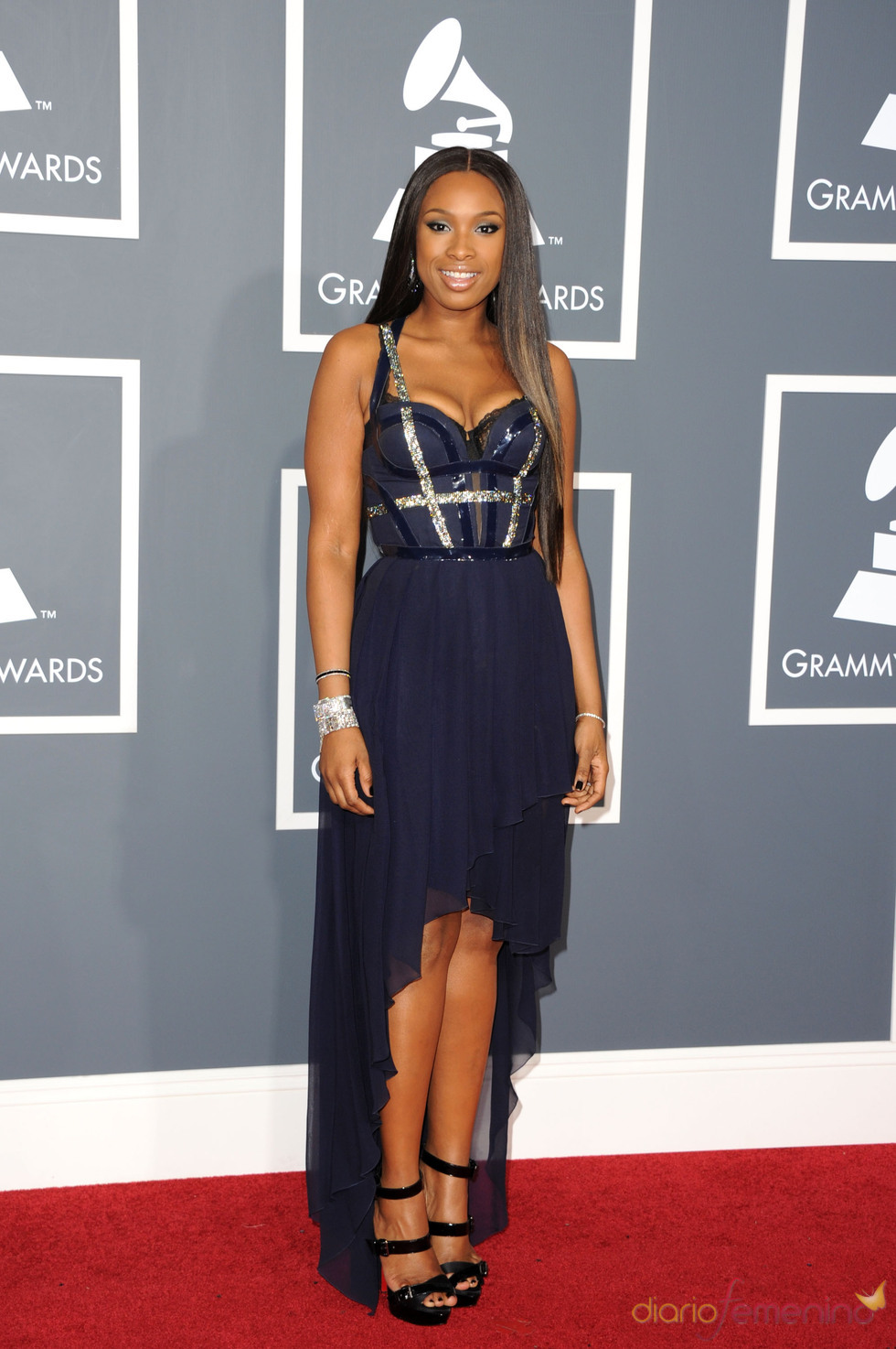 Jennifer Hudson en los Grammy 2011
