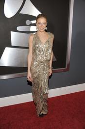 LeAnn Rimes en los Grammy 2011
