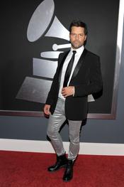 Ricky Martin en los Grammy 2011