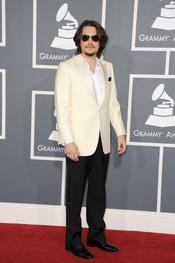 John Mayer en los Grammy 2011