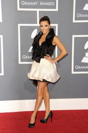 Eva Longoria en los Grammy 2011