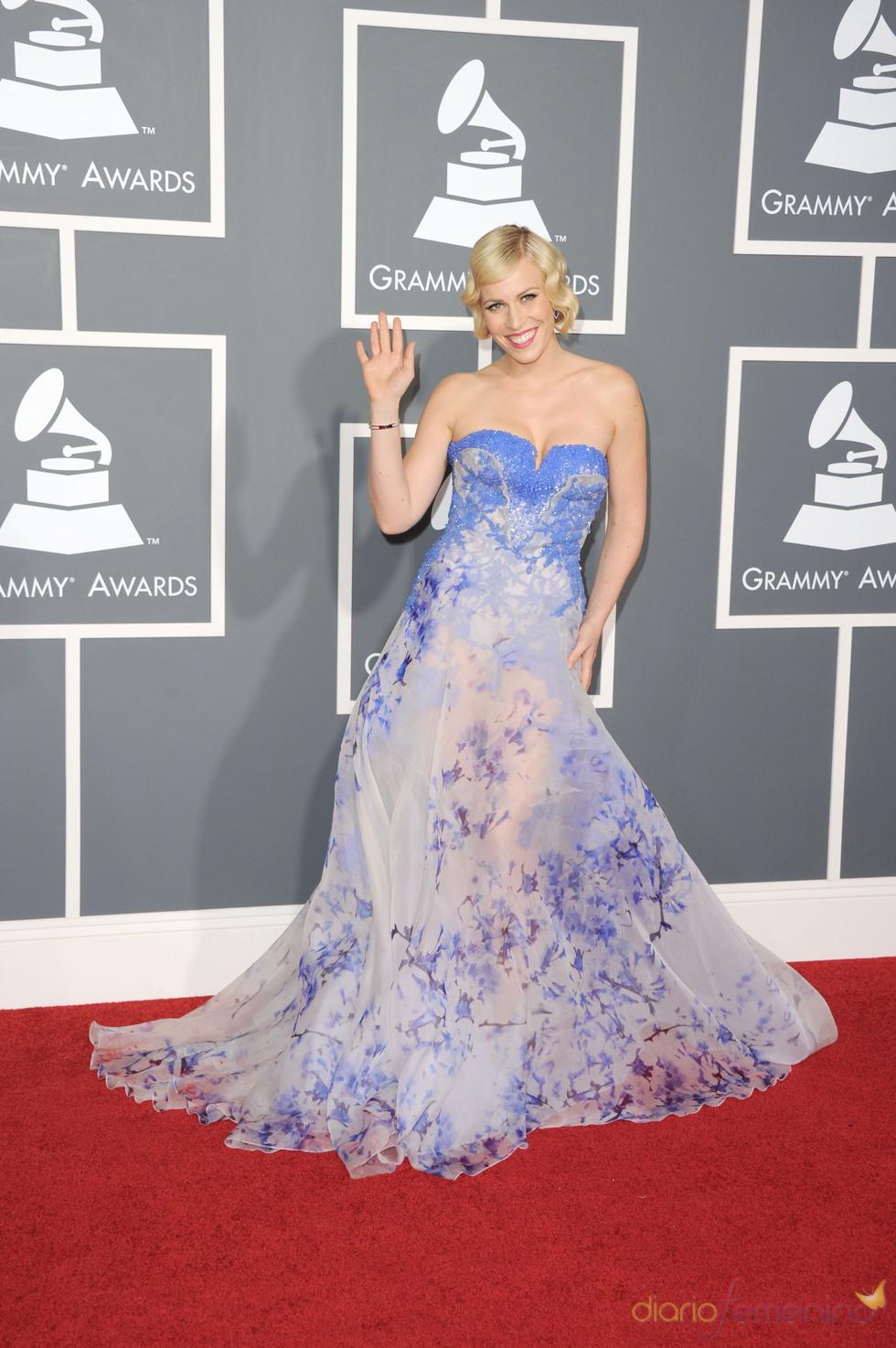 Natasha Bedingfield en los Grammy 2011