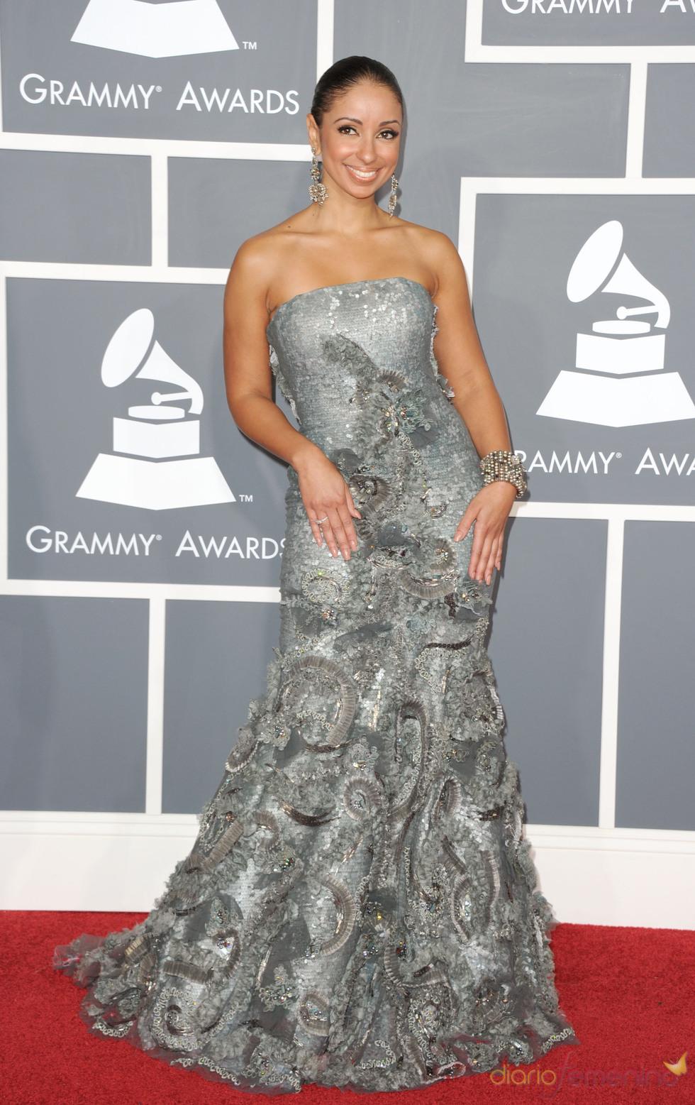 Mya en los Grammy 2011