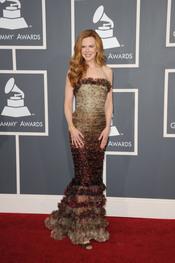 Nicole Kidman en los Grammy 2011