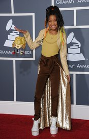 Willow Smith en los Grammy 2011
