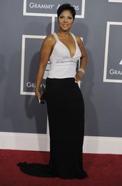 Tony Braxton en los Grammy 2011