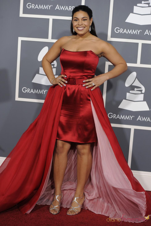 Jordin Sparks en los Grammy 2011