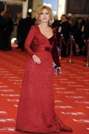 La actriz Victoria Vera en los Goya 2011