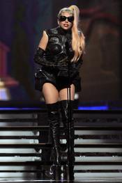Lady Gaga en los Premios Grammy 2011