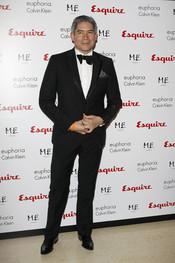 Boris Izaguirre en la fiesta Post-Goya 2011
