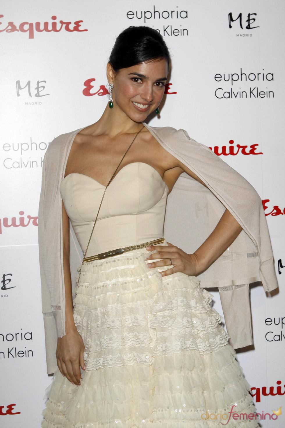 La actriz Cristina Brondo en la fiesta Post-Goya 2011