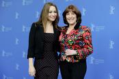 Natalia Verbeke y Carmen Maura en la Berlinale