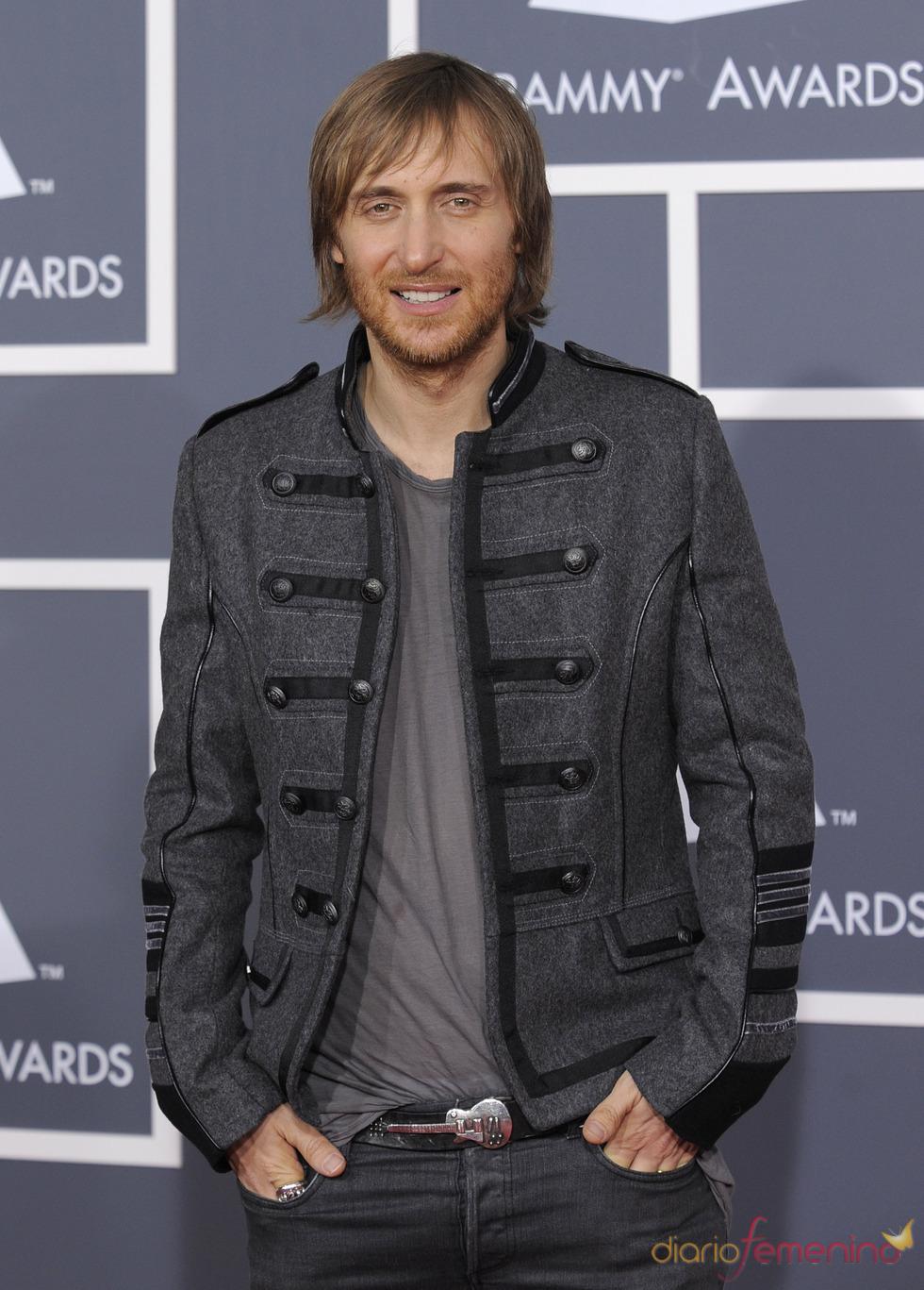 El músico David Guetta