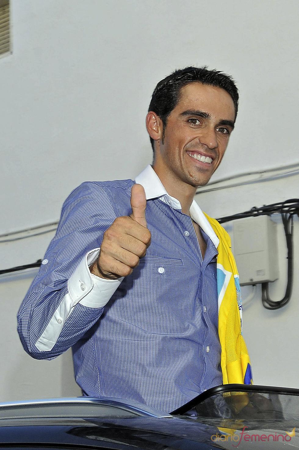Archivada la causa contra Alberto Contador