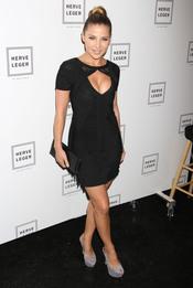 Elsa Pataky en la Semana de la Moda de Nueva York