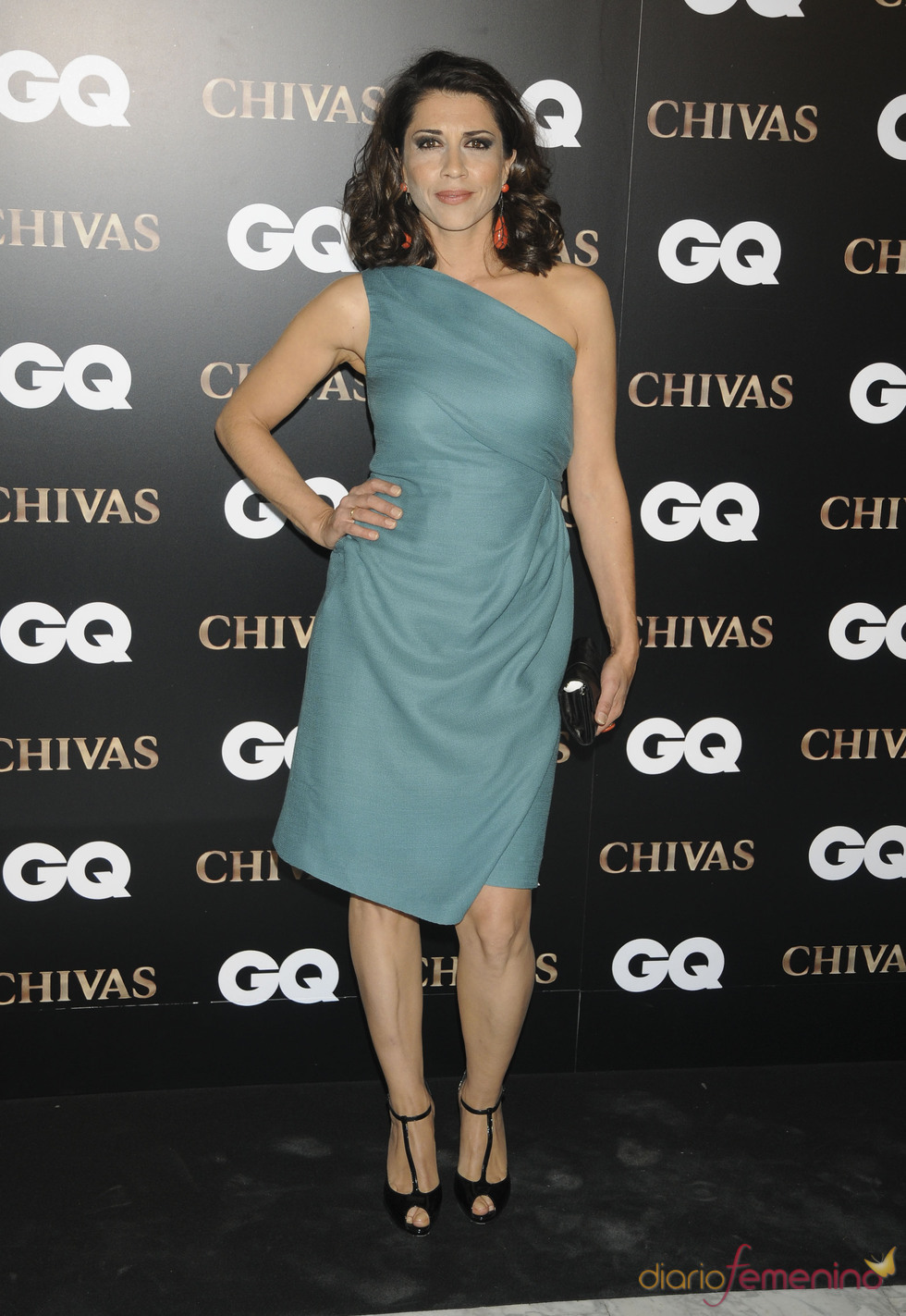 Alicia Borrachero, actriz de 'Vidas pequeñas'