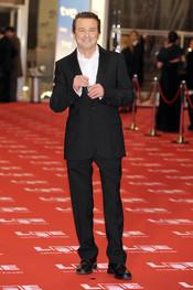 Juan Diego en la alfombra roja de los Premios Goya 2011
