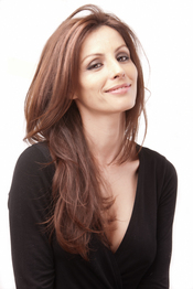 La actriz Ana Álvarez