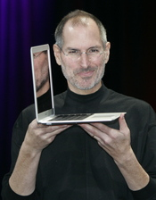 Steve Jobs, director de Apple