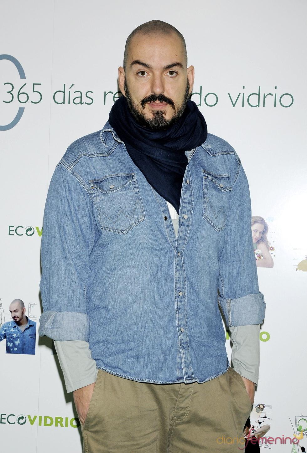 El diseñador Juan Duyos
