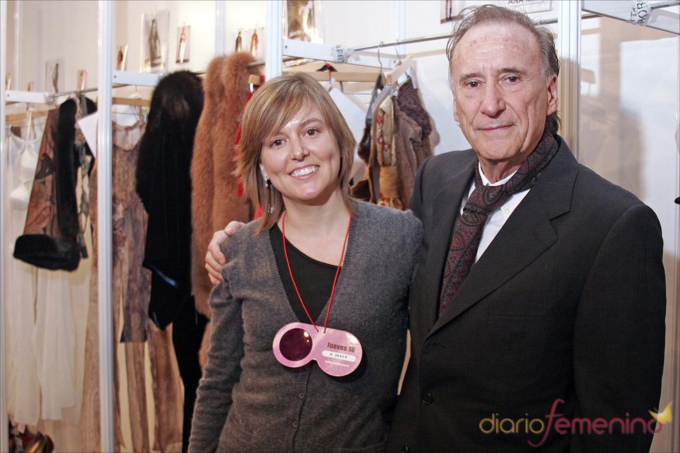 Andrés y Nuria Sardá forman la firma 'Andrés Sardá'