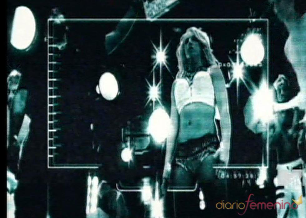Lo nuevo de Britney Spears en 'Hold It Against Me'