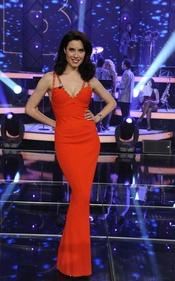Pilar Rubio vestida de gala