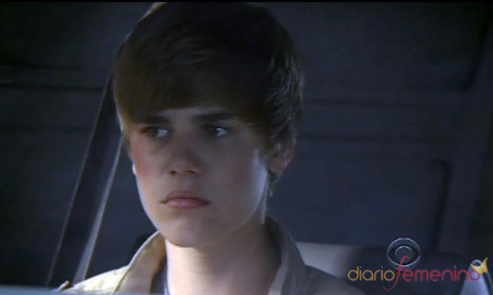 El cameo de Justin Bieber en 'CSI Las Vegas'