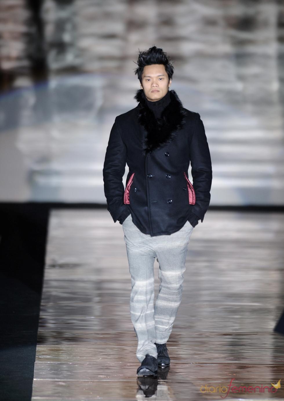 Colección masculina Roberto Verino. Cibeles Madrid Fashion Week 2011
