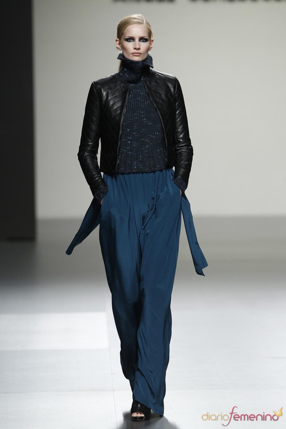 Propuesta de Ángel Schlesser en la Cibeles Madrid Fashion Week 2011