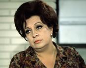 Florinda Chico en la década de los 70