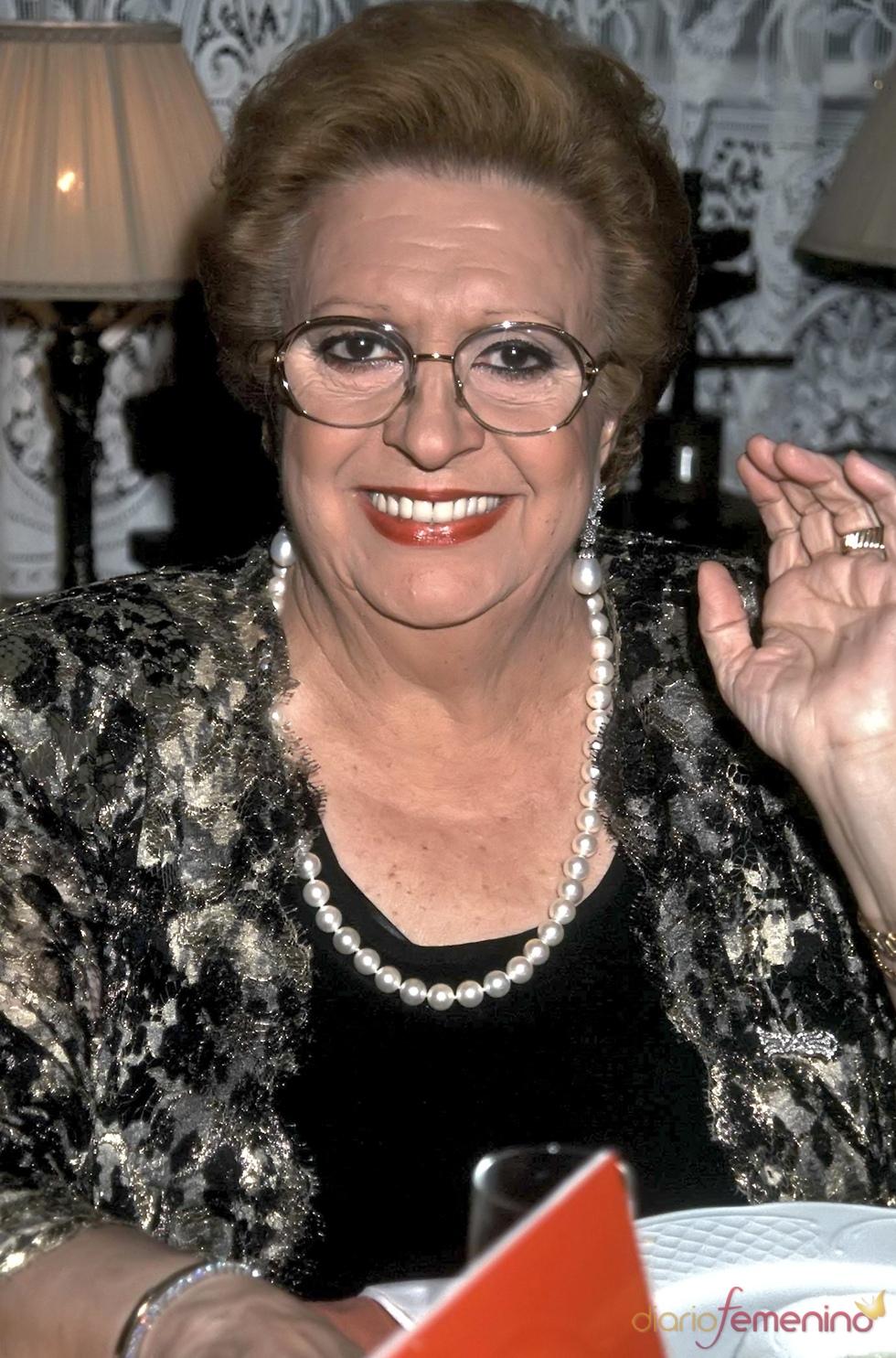 Florinda Chico en 2001