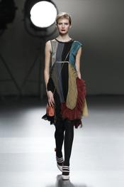Toque andaluz de Victorio & Lucchino en Cibeles Madrid Fashion Week 2011