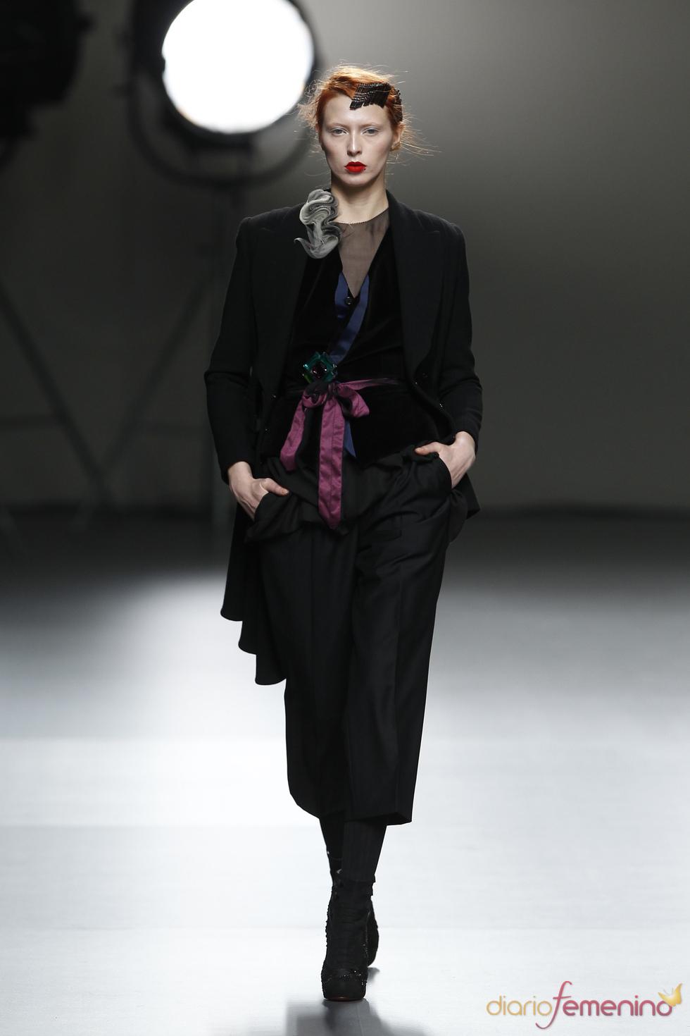 La nueva colección de Victorio & Luchino en Cibeles 2011