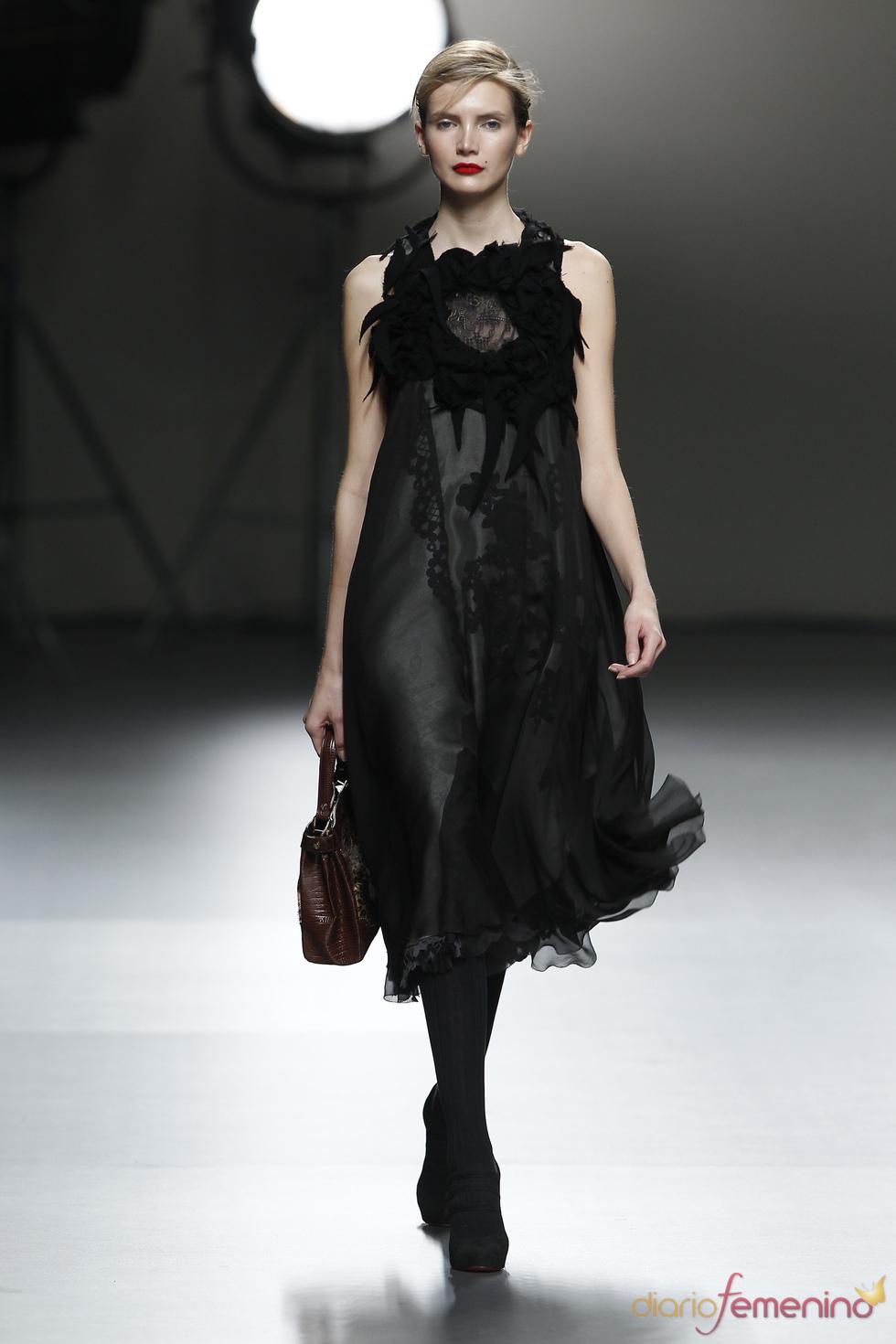 Propuestas para el otoño/invierno 2011-12 de Victorio & Lucchino