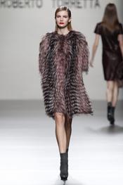 Pieles y plumas, otra de las propuestas de Roberto Torretta