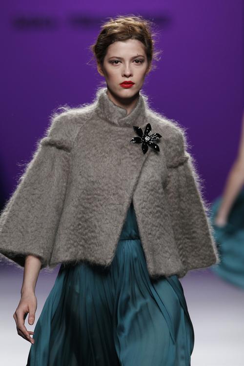 Lana de alpaca para el frío invierno, propuesta de Kina Fernández