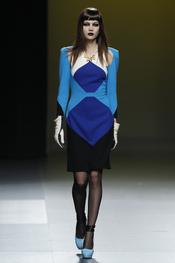 Ana Locking presenta su nueva colección en Cibeles 2011
