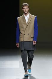 Ana Locking presenta su nueva colección en Cibeles Madrid Fashion Week 2011