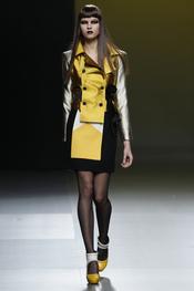 Ana Locking presenta su nueva colección de Cibeles Madrid Fashion Week 2011