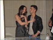 Ashley Greene celebra su cumpleaños con Joe Jonas
