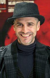 El actor argentino Leonardo Sbaraglia