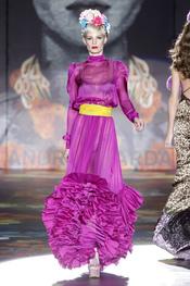 La colección de Andrés Sardá en Cibeles Madrid Fashion Week
