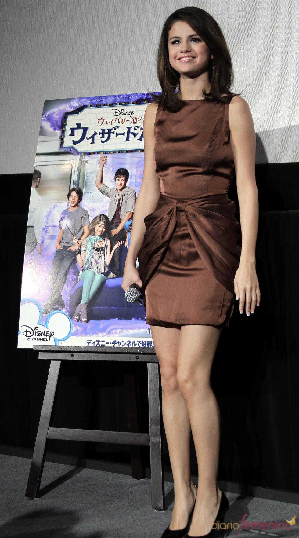 Selena Gomez, una estrella en Tokio