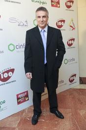 David Cantero en los Premios Pie Derecho de Cadena 100