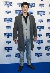 Alejo Sauras en la presentación del calendario Larios 2011